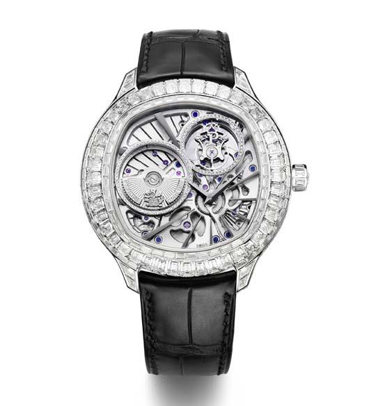 Часы Emperador Coussin Tourbillon